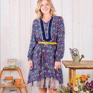 Matilda Jane woman's dress, size large